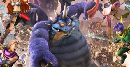 Habrá stream de <em>Dragon Quest Heroes I•II</em> para Switch