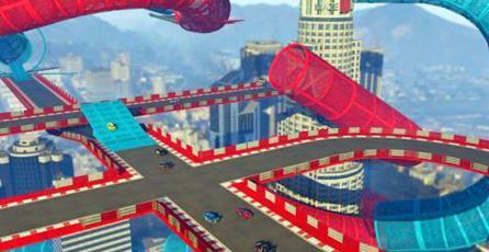 Llega un nuevo evento de acrobacias a <em>Grand Theft Auto Online</em>