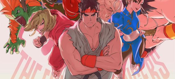 <em>Ultra Street Fighter II</em> recibe fecha de lanzamiento para Nintendo Switch