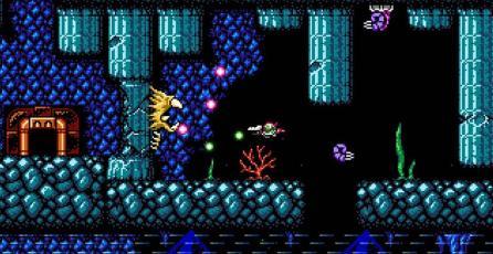 Checa este gameplay de <em>Blaster Master Zero</em>