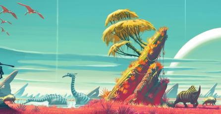 <em>No Man's Sky</em> gana premio en los Game Developers Choice Awards