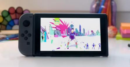 Baila hasta en el Transantiago con <em>Just Dance 2017</em> para Nintendo Switch