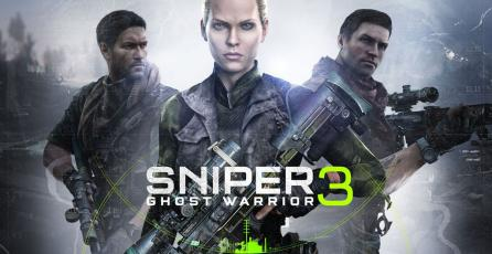 Retrasan <em>Sniper: Ghost Warrior 3</em> una vez más