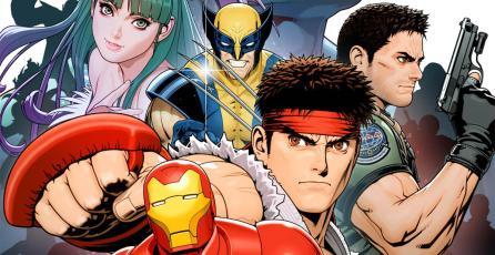 <em>Ultimate Marvel Vs. Capcom 3</em> ya está disponible en Xbox One y PC