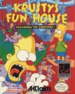 Krusty´s Fun House