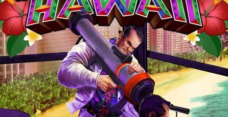 <em>Shakedown Hawaii</em> llegará este año a Nintendo 3DS