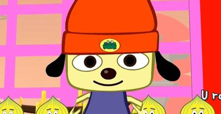 <em>PaRappa the Rapper Remastered</em> llegará en abril a Japón