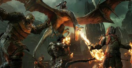 El estreno del gameplay de <em>Middle-Earth: Shadow of War</em>