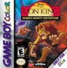 The Lion King: Simbas Mighty Adventure