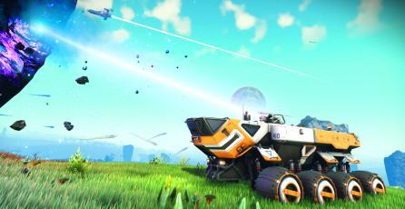 <em>No Man's Sky</em> añade vehículos, música y demasiadas mejoras en nuevo parche