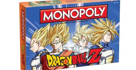 Se viene el Monopoly de <em>Dragon Ball Z</em>