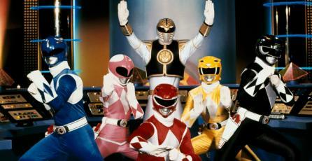 Twitch transmitirá por completo todos los episodios de los <em>Power Rangers</em>