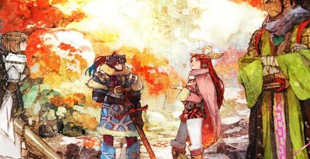 Así será la Temporal Battle Arena de <em>I Am Setsuna</em>