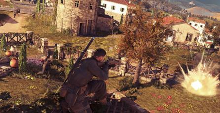 Llegará nuevo contenido a <em>Sniper Elite 4</em> durante todo este año