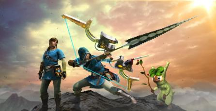 <em>Monster Hunter XX</em> recibirá crossover con <em>Breath of the Wild</em>