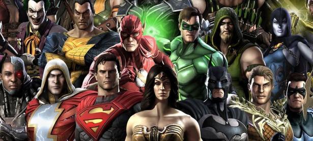 Nuevo personaje de <em>Injustice 2</em> será revelado la próxima semana