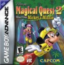 Magical Quest 2 Starring Mickey and Minnie