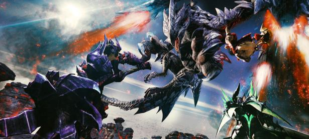 Ve aquí el opening de <em>Monster Hunter XX</em>