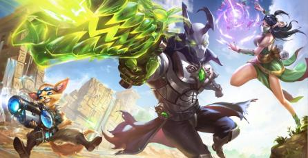 <em>Paladins</em> lanza su Beta Cerrada para PlayStation 4 y Xbox One