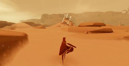 PlayStation celebra el 5° aniversario de <em>Journey</em>