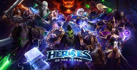 <em>Heroes of the Storm</em> amplía la cantidad de héroes gratuitos semanales