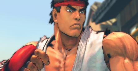 Ya puedes jugar <em>Street Fighter IV</em> en Xbox One