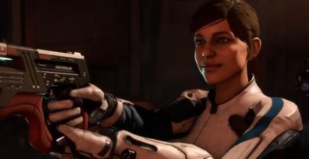 La Internet se burla de las horrendas animaciones de <em>Mass Effect: Andromeda</em>