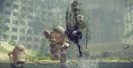 <em>NieR: Automata</em> ya está disponible en Steam