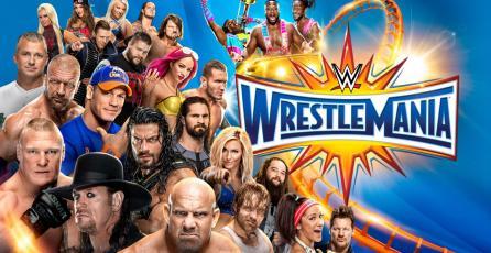 La cartelera del fin de semana de WWE <em>Wrestlemania</em>