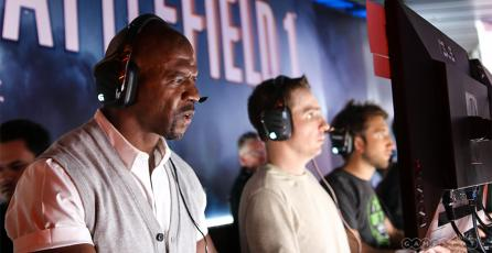 Terry Crews explica por qué debes armar tu propia PC Gamer