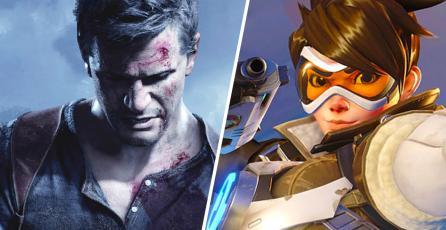 Overwatch y Uncharted 4 lideraron los premios SXSW Gaming Awards