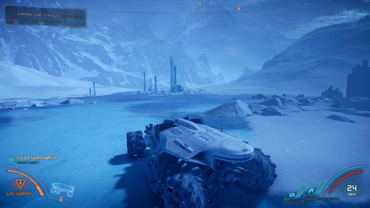 <em>Mass Effect: Andromeda</em>: La exploración