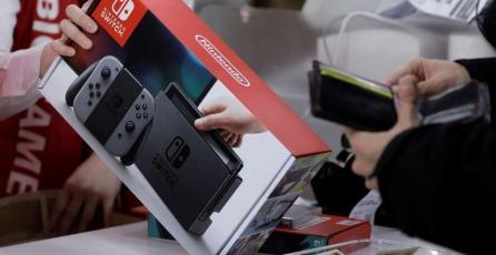 Nintendo Switch superaría en ventas a Wii según GameStop