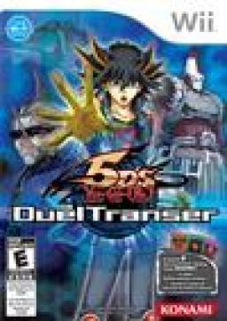 Yu-Gi-Oh! 5Ds Duel Transer
