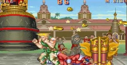 Descubren nuevos combos en <em>Street Fighter II: The World Warrior</em>