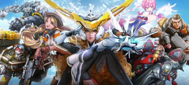 <em>Master X Master</em> es un nuevo MOBA con personajes de Lineage, Guild Wars y más