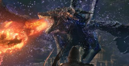 Peligrosos enemigos te esperan en el último DLC para <em>Dark Souls III</em>