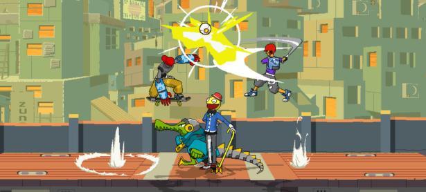 <em>Lethal League</em> para PlayStation 4 y Xbox One ya tiene fecha de lanzamiento