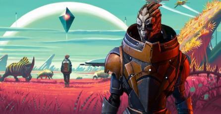 Mass Effect: Andromeda estuvo muy cerca de parecerse a No Man's Sky