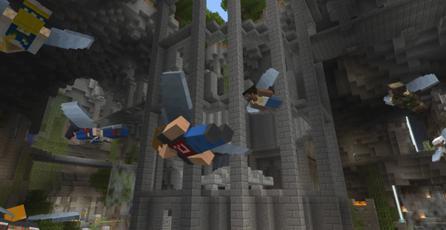 <em>Minecraft: Console Edition</em> recibirá un nuevo minijuego