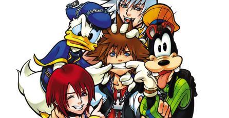Nomura comparte ilustración por el aniversario de <em>Kingdom Hearts </em>