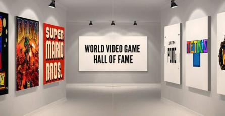 Conoce a los nominados al Salón de la Fama de los Videojuegos