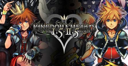 <em>Kingdom Hearts HD 1.5 + 2.5 ReMIX</em>