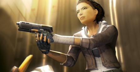 Se revelan imágenes de cancelado episodio de <em>Half-Life 2</em>