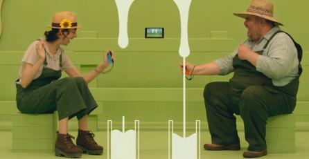 <em>1-2-Switch</em>: Nintendo aceptó reto para ordeñar vacas en la vida real