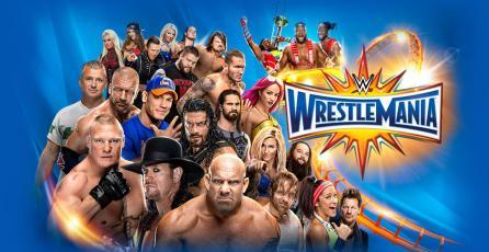 Las peleas que más esperamos de <em>Wrestlemania 33</em>