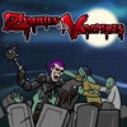 Zombies Vs. Vampires