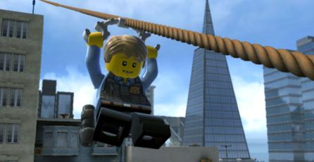 Conoce los vehículos de <em>LEGO City Undercover </em>