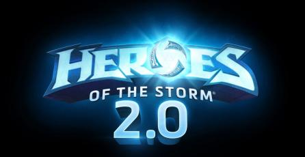 Blizzard presenta la versión 2.0 de <em>Heroes of the Storm </em>