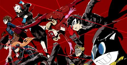 Batalla de Reviews: <em>Persona 5</em>
